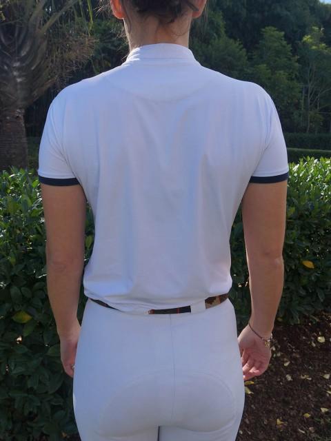 camisa de prova fem marinho costas corpo